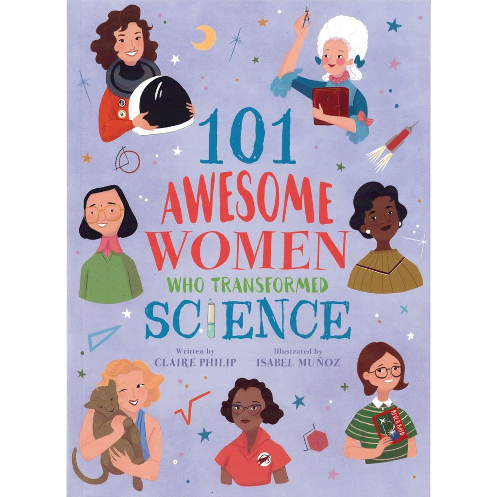 101 Awesome Women Who Transformed Science, [Product Type] - Daves Deals