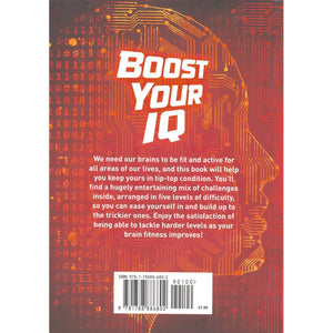 Boost Your IQ: Maximise the Power of Your Brain, [Product Type] - Daves Deals