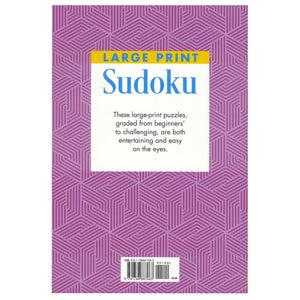 Large Print Sudoku, [Product Type] - Daves Deals