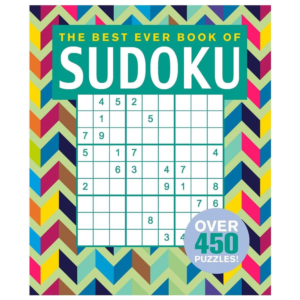 The Best Ever Book of Sudoku