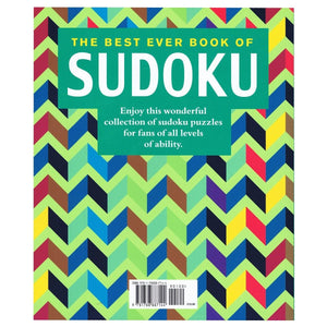 The Best Ever Book of Sudoku, [Product Type] - Daves Deals