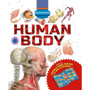 Discovery Pack: Human Body, [Product Type] - Daves Deals