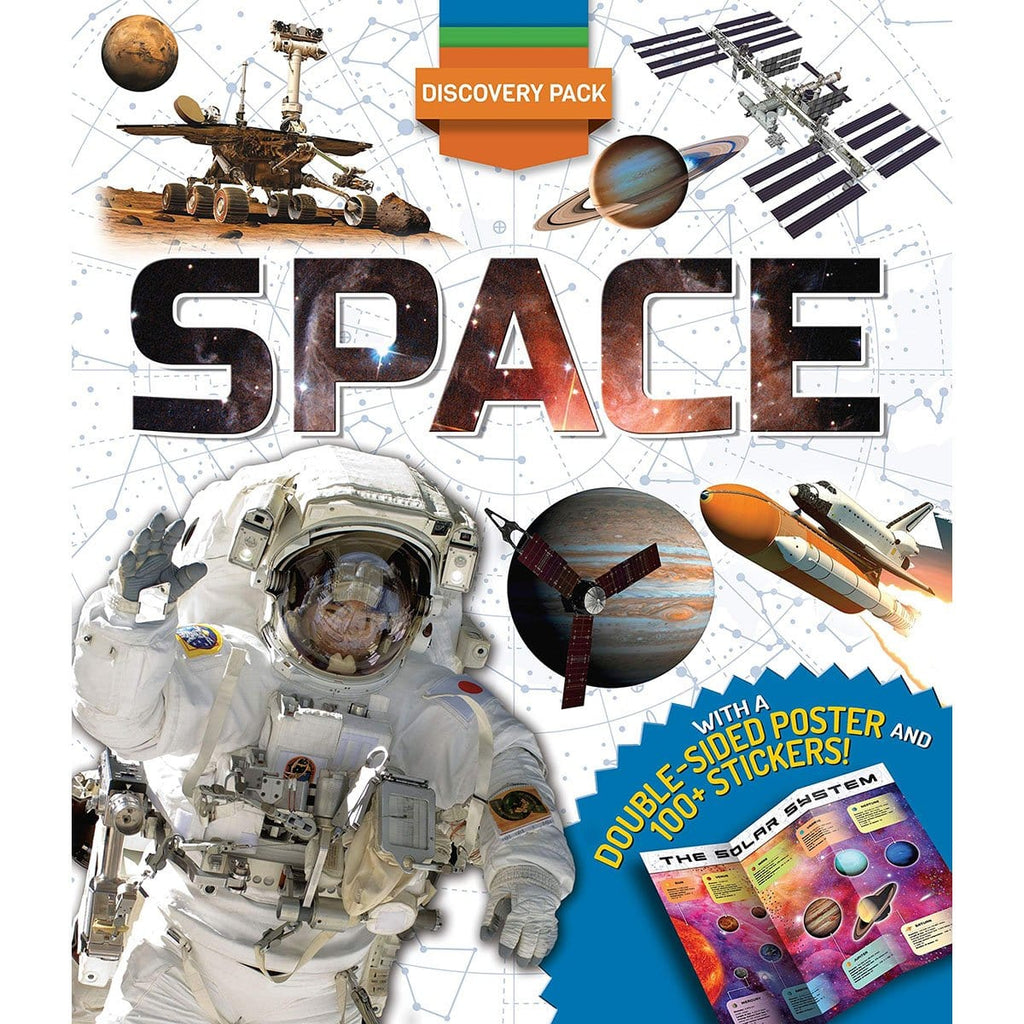 Discovery Pack: Space, [Product Type] - Daves Deals