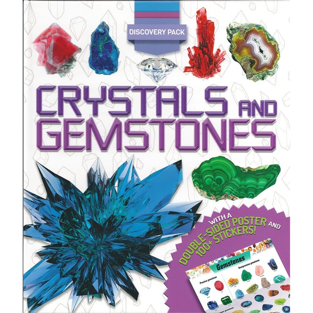 Discovery Pack: Crystals and Gemstones, [Product Type] - Daves Deals