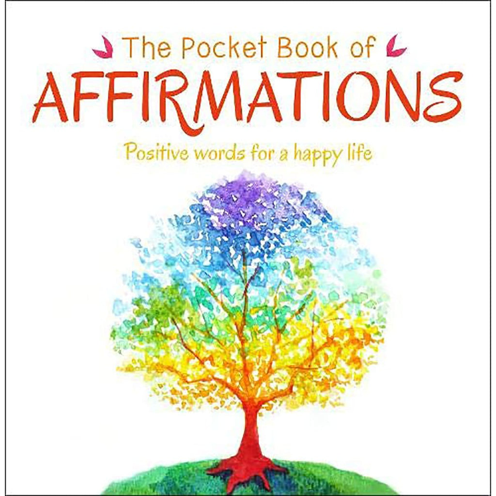The Pocket Book of Affirmations: Positive Words for a Happy Life, [Product Type] - Daves Deals