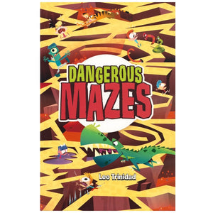 Dangerous Mazes, [Product Type] - Daves Deals