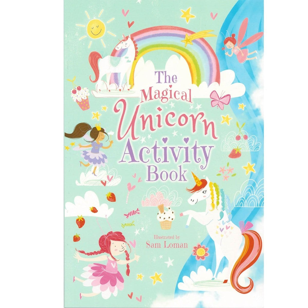 Magical Unicorn Activity Book, [Product Type] - Daves Deals