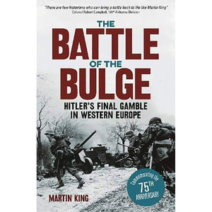 The Battle of the Bulge: The Allies' Greatest Conflict on the Western Front, [Product Type] - Daves Deals