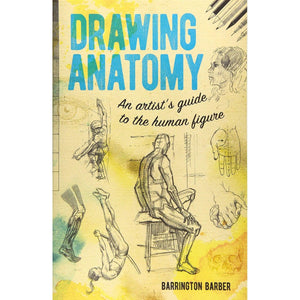 Drawing Anatomy: An Artist's Guide to the Human Figure, [Product Type] - Daves Deals