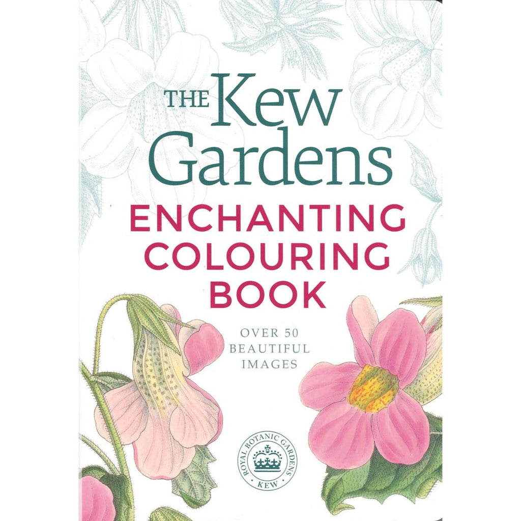 The Kew Gardens Enchanting Colouring Book, [Product Type] - Daves Deals