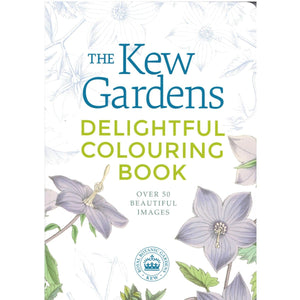The Kew Gardens Delightful Colouring Book, [Product Type] - Daves Deals