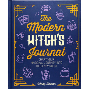 The Modern Witch's Journal: Bring Positive Magic into Your Life, [Product Type] - Daves Deals