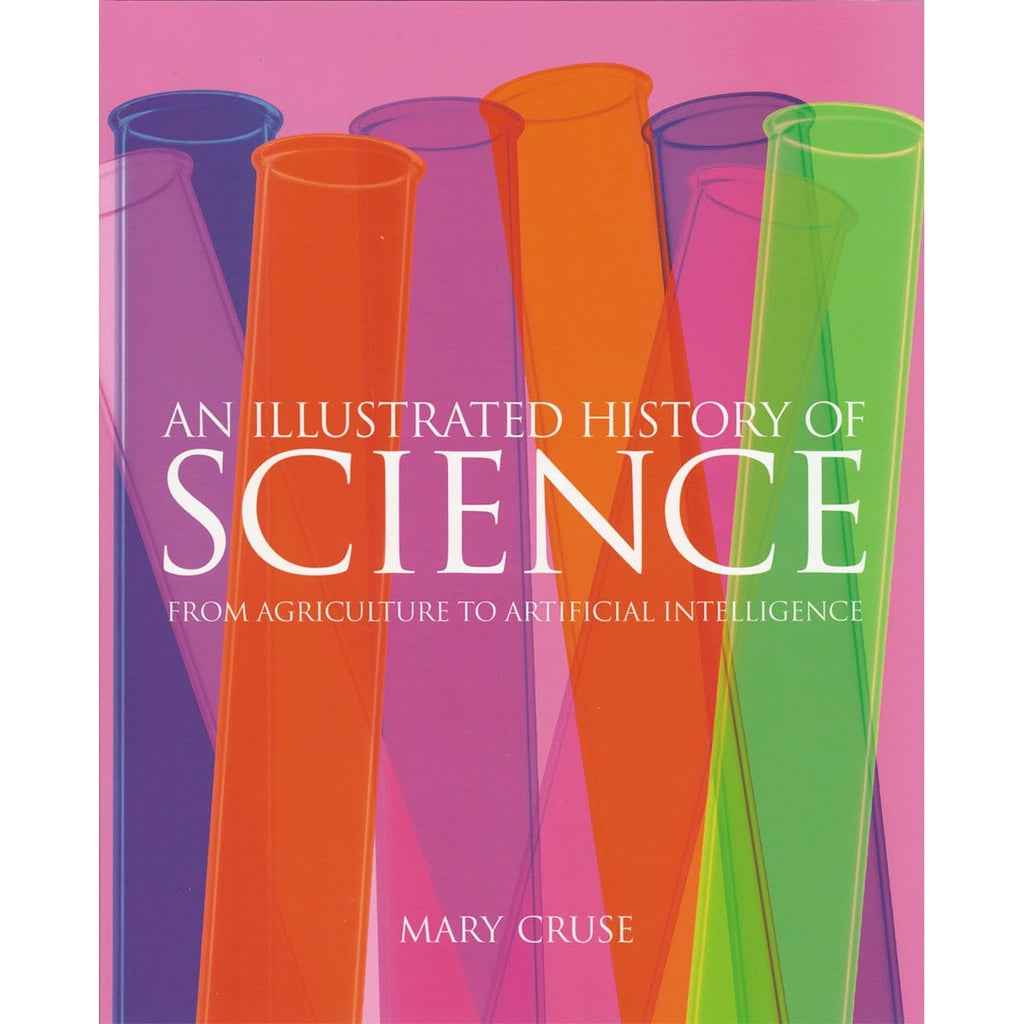 An Illustrated History of Science, [Product Type] - Daves Deals