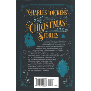Charles Dickens' Christmas Stories: A Classic Collection for Yuletide, [Product Type] - Daves Deals