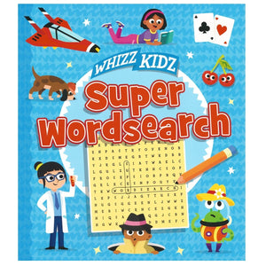 Super Wordsearch, [Product Type] - Daves Deals