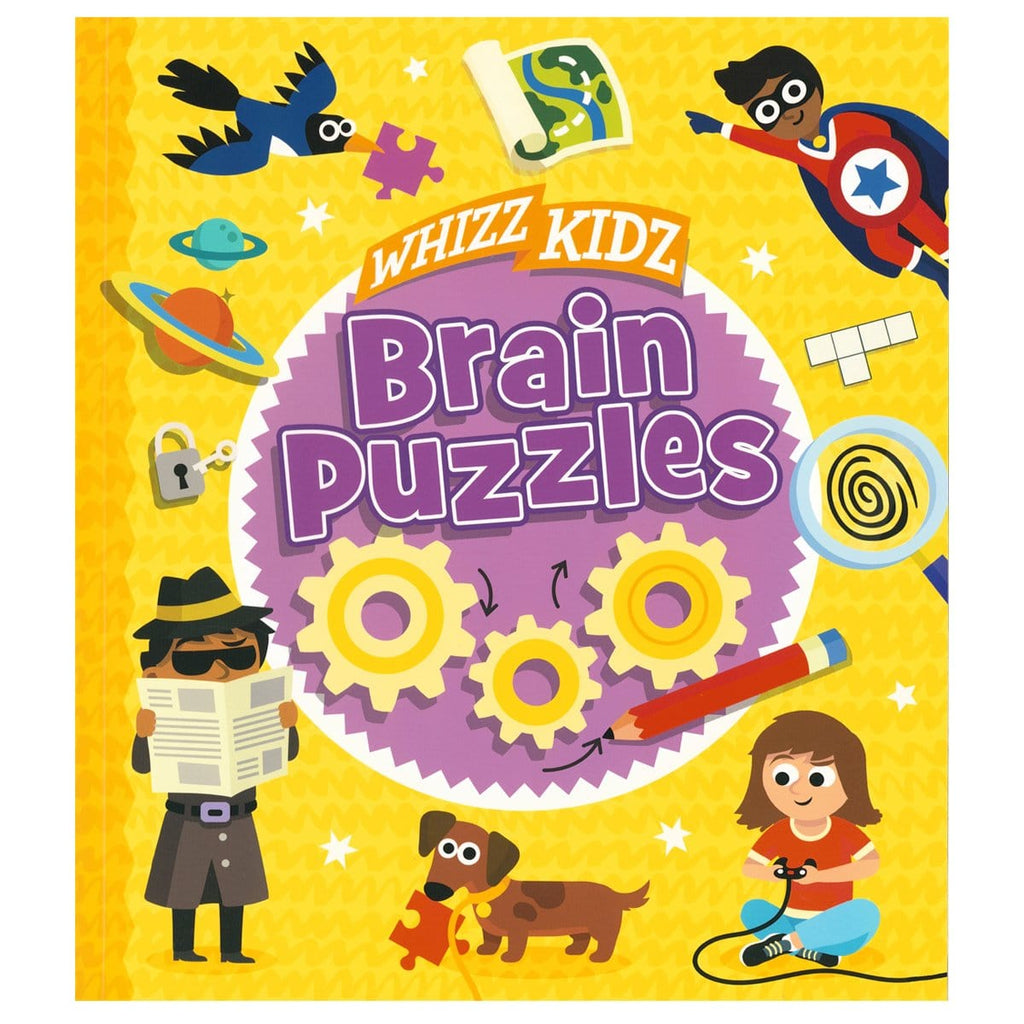Brain Puzzles, [Product Type] - Daves Deals