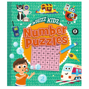 Number Puzzles, [Product Type] - Daves Deals