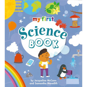 My First Science Book, [Product Type] - Daves Deals