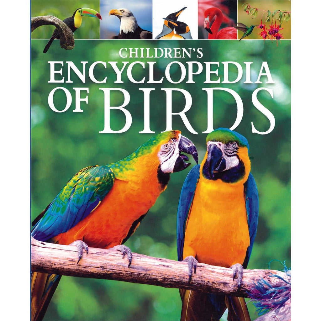 Children's Encyclopedia of Birds, [Product Type] - Daves Deals