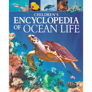 Children's Encyclopedia of Ocean Life, [Product Type] - Daves Deals