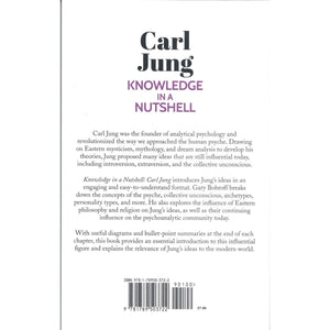 Knowledge in a Nutshell: Carl Jung, [Product Type] - Daves Deals