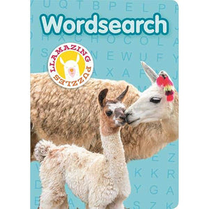 Llamazing Puzzles Wordsearch, [Product Type] - Daves Deals