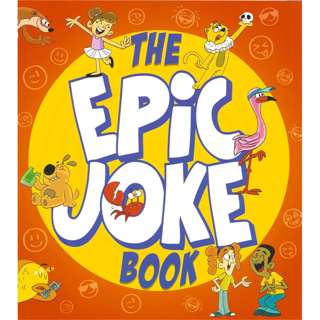 The Epic Joke Book - Daves Deals