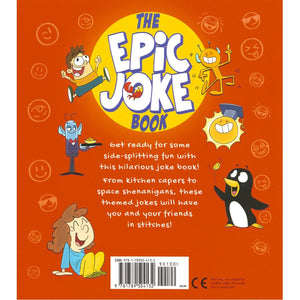 The Epic Joke Book, [Product Type] - Daves Deals