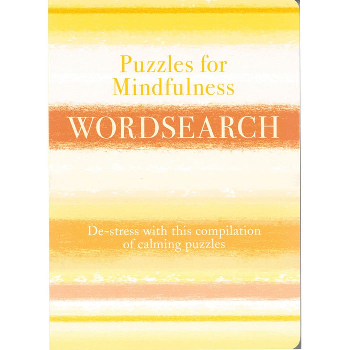 Puzzles for Mindfulness: Wordsearch