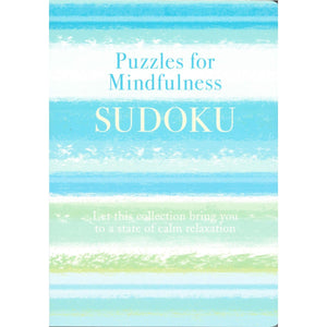 Puzzles for Mindfulness: Sudoku - Daves Deals