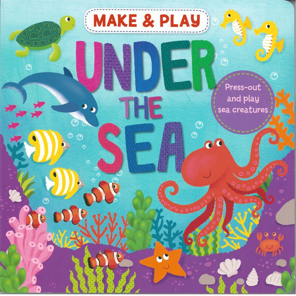 Make and Play - Under The Sea, [Product Type] - Daves Deals