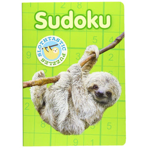 Slothtastic Puzzles Sudoku, [Product Type] - Daves Deals