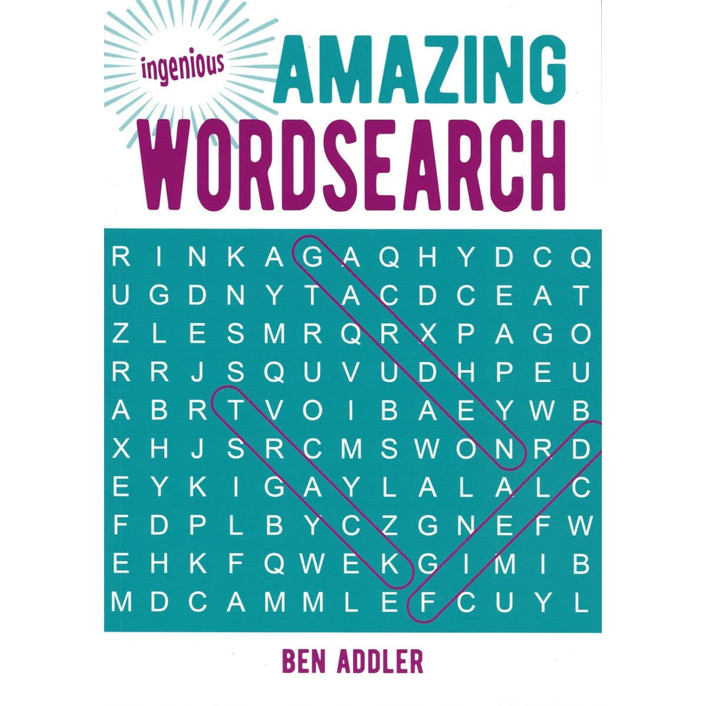 Amazing Wordsearch, [Product Type] - Daves Deals