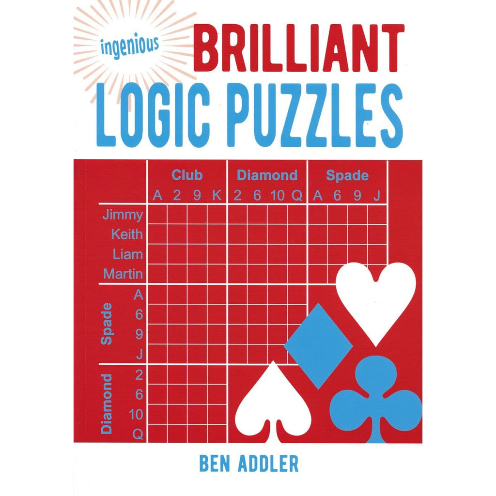 Brilliant Logic Puzzles, [Product Type] - Daves Deals