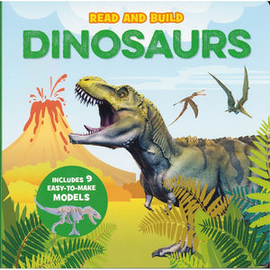 Read & Build - Dinosaurs