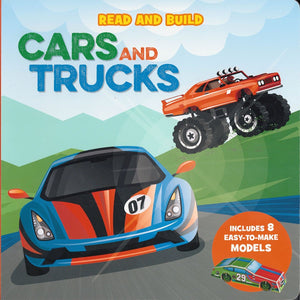 Read & Build - Cars & Trucks