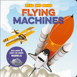 Read & Build - Flying Machines
