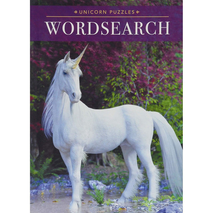 Unicorn Puzzles Wordsearch