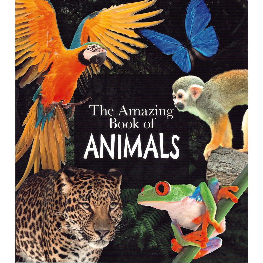 The Amazing Book of Animals, [Product Type] - Daves Deals