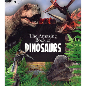 The Amazing Book of Dinosaurs, [Product Type] - Daves Deals