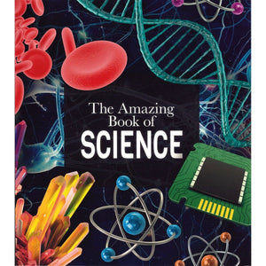 The Amazing Book of Science, [Product Type] - Daves Deals