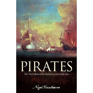 Pirates: The Truth Behind the Robbers of the High Seas, [Product Type] - Daves Deals