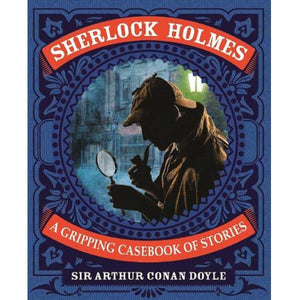Sherlock Holmes: A Gripping Casebook of Stories, [Product Type] - Daves Deals