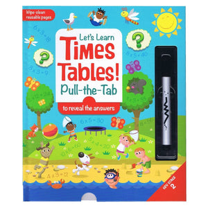 Let's Learn Times Tables!, [Product Type] - Daves Deals