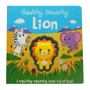Squishy Squashy Lion