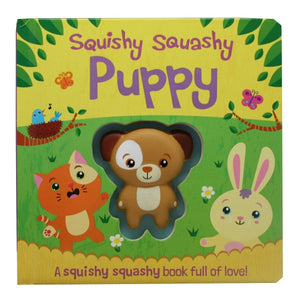 Squishy Squashy Puppy, [Product Type] - Daves Deals