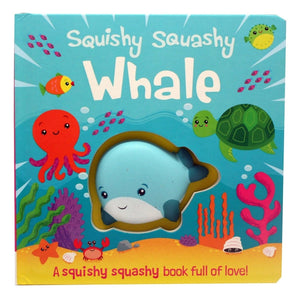 Squishy Squashy Whale, [Product Type] - Daves Deals