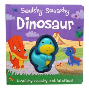 Squishy Squashy Dinosaur - Daves Deals