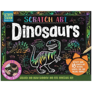 Scratch Dinosaurs, [Product Type] - Daves Deals
