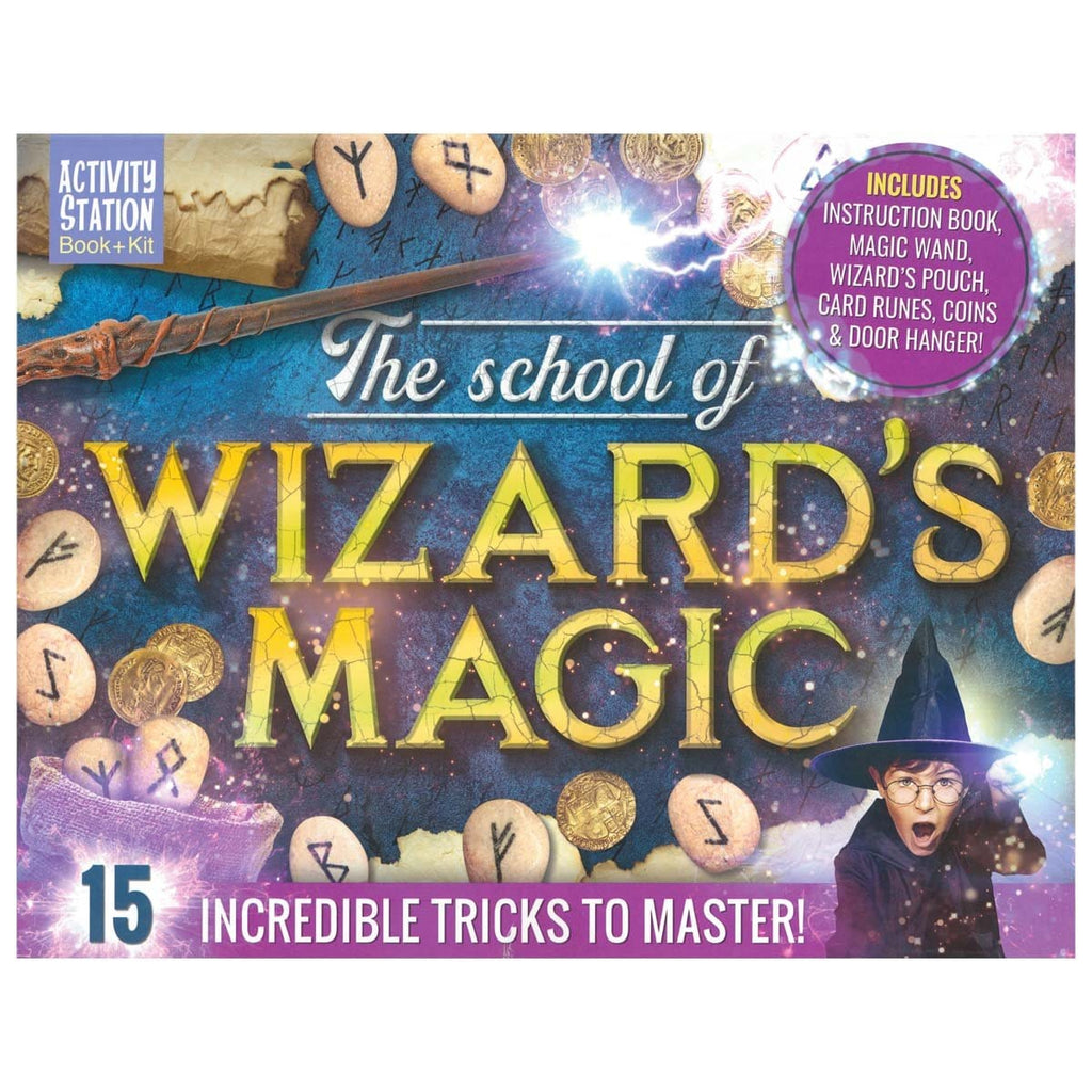Wizard School, [Product Type] - Daves Deals